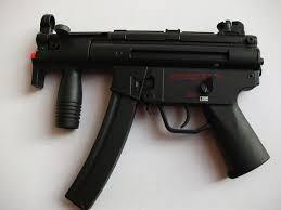 MP5 KURZ GALAXY