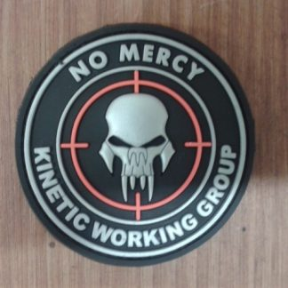 No Mercy Black