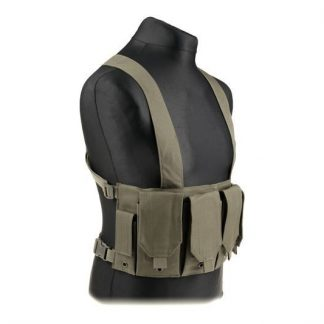 CHEST RIGG GFC OD GREEN