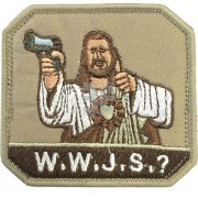 What Would Jesus Shoot TAN