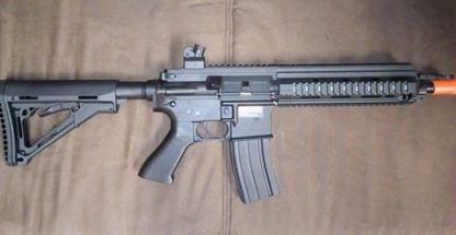 HK416 GFC con CTR STOCK
