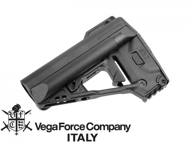 QRS VFC STOCK BLACK