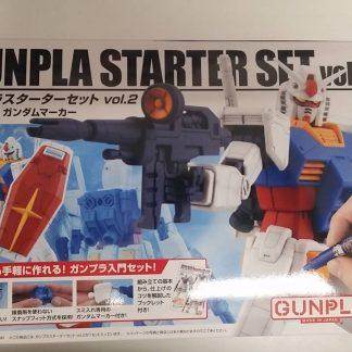 GUNPLA STARTER SET II