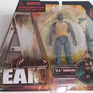 B.A. BARACUS A-TEAM ACTION FIGURE