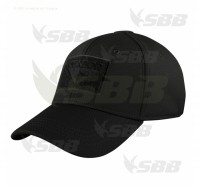 CAPPELLO POLIESTERE FLEX FIT CONDOR BLACK