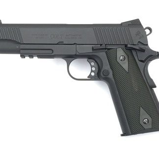 COLT RAIL 1911 BLACKENED