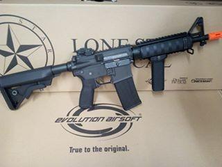 """DYTAC M4 CQBR 10,5"""" BK"""