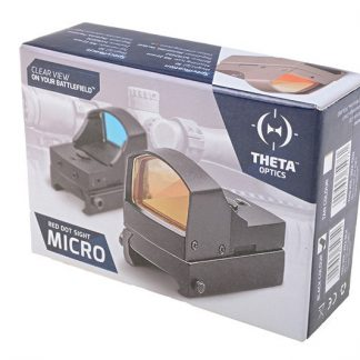 THETA OPTICS MICRO DOT BK