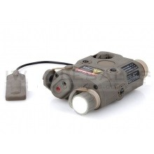FMA AN-LAS-PEQ15 red laser(TB67)