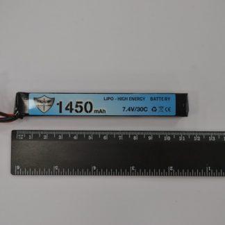 LIPO 7,4 1450MAH 30C