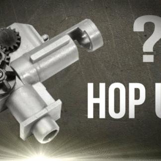 Custom Gruppo HopUp / Canna
